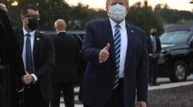 【米国】トランプ退院、報道陣にガッツポーズ決めて「ありがとう」