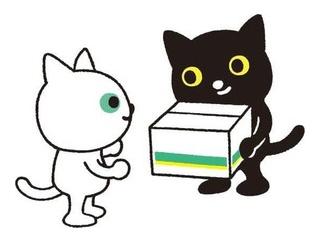 【クロネコヤマト】 キャラクターを28年ぶりリニューアル デザインはSuicaの坂崎千春氏