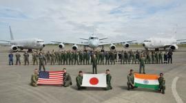 【国防】日本とインド、準同盟国に…自衛隊とインド軍の間で食料や弾薬を融通する協定に署名