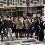『これは!!!新橋で乃木坂46メンバーの目撃情報が多数上がっている模様!!!!!!』の画像