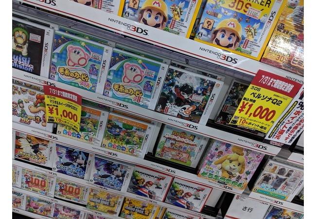 スーパマリオRPG3が、新品で1000円で売ってるwwwwwwww