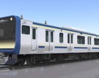 『横須賀・総武快速線にE235系』の画像