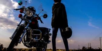 今日は一日バイクで遊ばせてもらってきた!これで明日からの生活に気力がわいてきたぞ!