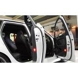 『【スタッフ日誌】Audi純正ドア警告ランプ 適合車両が増えました!』の画像