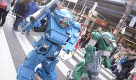 【日本のコスプレ】   日本橋ストリートフェスタ の コスプレが面白すぎる件wwwwwwww    【海外の反応】