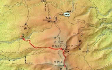 『久しぶりの遠征 北八ヶ岳 Oct.14~17, 2018』の画像