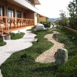 『屋上緑化コーディネーター資格取得。過去の屋上庭園施工例』の画像