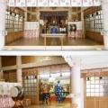 9月1日供養祭を執り行いました【尾陽神社】名古屋市昭和区/郵送受付可 人形供養・神棚のお焚き上げ・ひな人形 結納品 ガラスケース日本人形のご供養