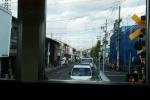 交野の車窓から ~京阪電車 交野線、郡津駅から私市駅のほのぼのとした景色~