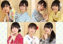【圧巻】乃木坂46メンバーの浴衣姿・・・誰が一番好きンゴ???