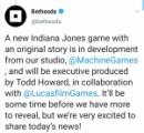 【朗報】ベセスダ、「インディージョーンズ」の新作ゲームを発表