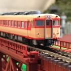 『TOMIX上路式単線トラス鉄橋(赤)』の画像