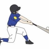 『ノーアウト満塁←入りそうな点数』の画像