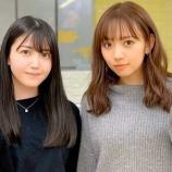 『『乃木坂46ANN』出演の久保ちゃん&まいちゅんの2ショット2連発!!【乃木坂46】』の画像