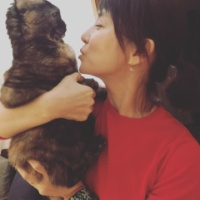 石田ゆり子、結構な勢いで猫に蹴られるwww