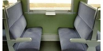 子供の頃に電車のボックス席でおきた変な体験。しかし母はそれよりも驚愕な体験をしてたw