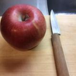 『リンゴのクラフティとチーズケーキつくるよー!』の画像