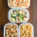 今週も、お弁当用に副菜の作り置きをちょこっと準備しました。