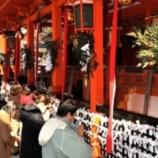 『伏見稲荷大社 初午大祭 2020年2月9日 【情報】』の画像