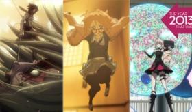 【アニメ論】 外人「2013年 最高のアニメ 5つを選ぶわ。」    海外の反応