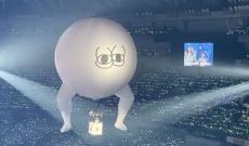 【乃木坂46 西野七瀬卒コン】『どいやさんバルーン』巨大すぎワロタ