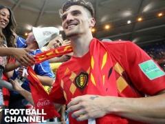 ベルギー代表MF「日本は2-0になった後、なぜか前線で動き続けて僕らにスペースを与えたんだ」