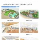 『戸田市こどもの国再整備の後のイメージパースが公開されました』の画像