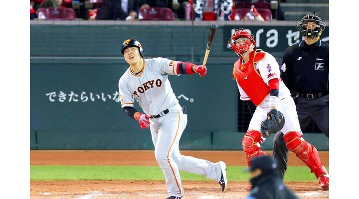 今年の巨人・岡本って「ホームラン王」「打点王」「B9」「GG」とれるよな ??