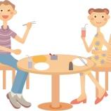 『同棲してる彼女との外食で困ったことがある』の画像