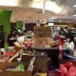 【動画】香港、デモ隊の学生たちへ市民からの様々な支援物資!何でも揃っています [海外]