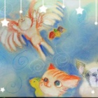 『空飛ぶ猫』の画像