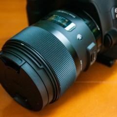 シグマ 35mm F1.4 DG HSM