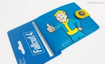『Fallout 4』のお財布を買ってみた