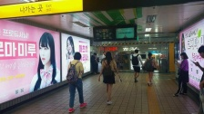 【PRODUCE48】松井珠理奈・白間美瑠・小嶋真子の地下鉄ファン広告開始