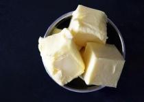 バターとマーガリンがダメなんだが