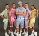 男性向けのレースの服がアメリカで登場 世間の評価は微妙