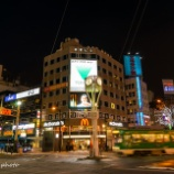 『夜の街中In the streets of the night』の画像