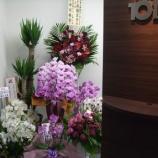 『たくさんのお花 ありがとうございます。船橋駅前オフィス開店』の画像