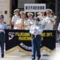 2010年 第37回藤沢まつり その6(藤沢市消防音楽隊)