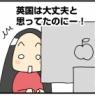 英国在住邦人から、日本の人達へ聞いてもらいたい事。