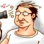 はげ頭につけた吸盤を紐でつなぎ引っ張り合う、はげの聖地で日本一のはげ頭を目指す - 青森
