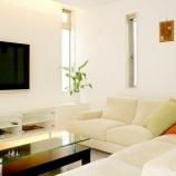 『シンプルモダンインテリアの家具レイアウト参考例まとめ 【インテリアまとめ・リビング モダン 】』の画像