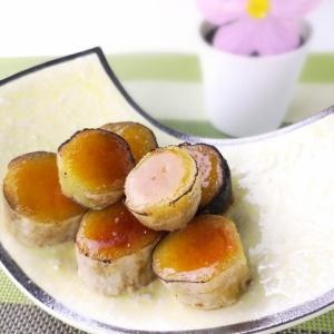 斬新な食感♪焼き芋パリパリ