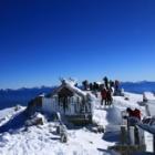 『雪の木曽駒ヶ岳へ☆その3 下山♪』の画像