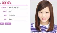 乃木坂46能條愛未が舞台「カードファイト!!ヴァンガード」に出演