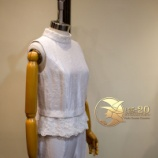 『フルオーダースカートドレスのリメイク&パンツ制作。』の画像