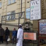 『チェコ旅行記12 ついでにカレル橋博物館に行って、チェコの伝統的な菓子パン、トゥルドロを食べる(おいしい)』の画像