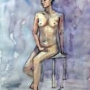 ●裸婦写生会