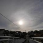 『緊急事態宣言全面解除の日の日暈(ハロ) 2020/05/26』の画像