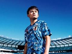 【 画像 】日本代表の新ユニがついに発表! 迷彩柄ではなく・・・
